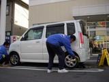 ドコモ洗車