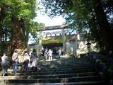 伊勢神宮拝殿