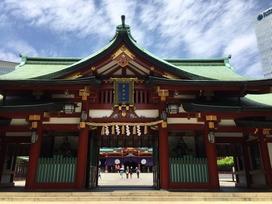 日枝神社 1