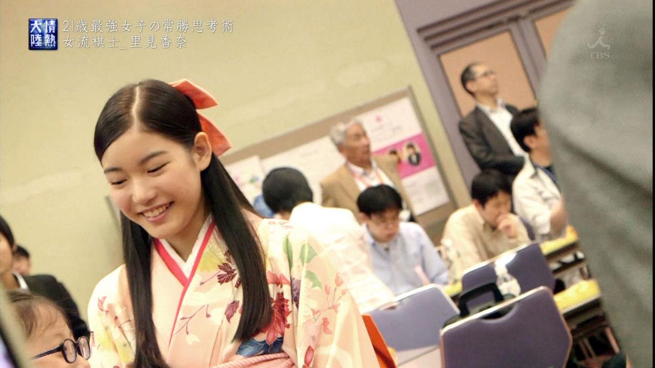 美少女棋士、竹俣紅ちゃん