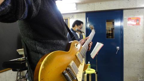 g-バンド練習