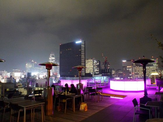 Roof Top Bar & Terrace G