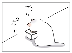 猫と一緒-20100213_08