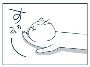 猫と一緒-20090531_01