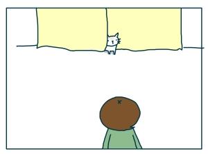 猫と一緒-20090520_16