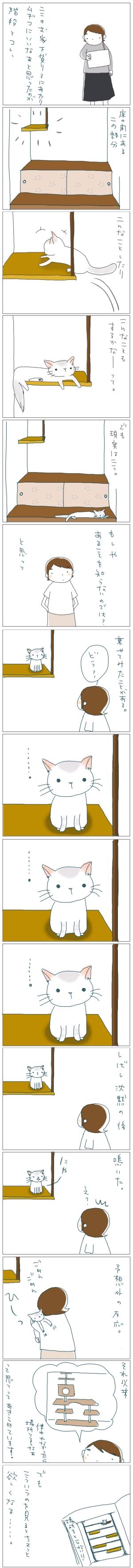 猫と一緒-20080915
