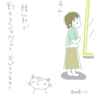 猫と一緒-20070724