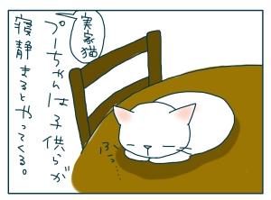 猫と一緒-20090826_11