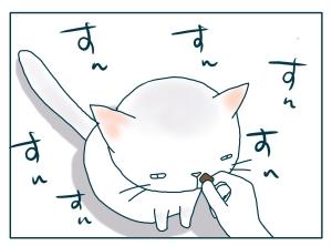 猫と一緒-20090821_12