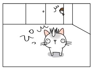 猫と一緒-20110322_10