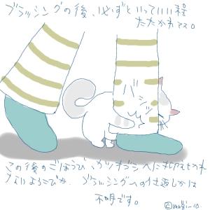 猫と一緒-20061120