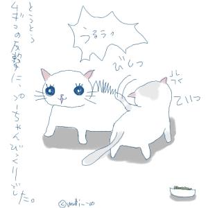 猫と一緒-20070706_2