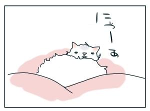 猫と一緒-20100131_09