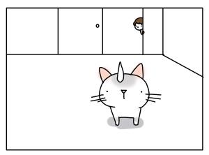 猫と一緒-20110322_08