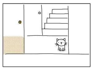 猫と一緒-20100823_09