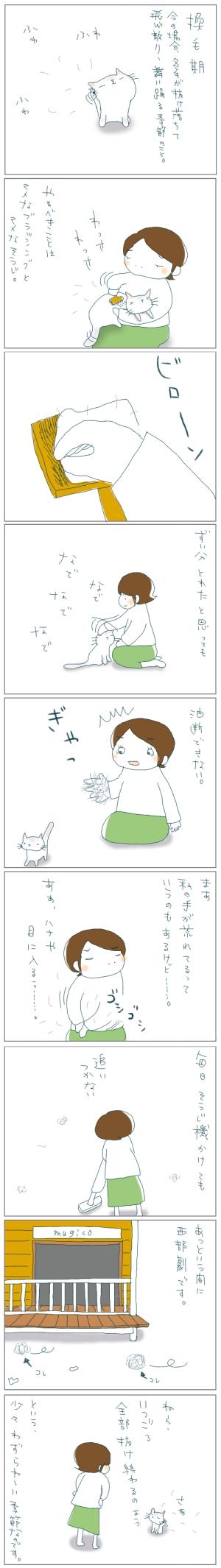猫と一緒-20080521