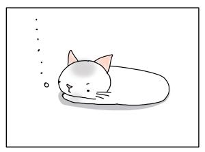 猫と一緒-20110119_14