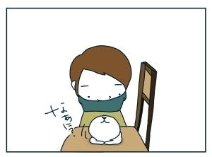 猫と一緒-20100123_06