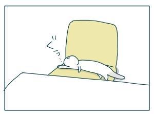 猫と一緒-20091023_17