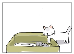 猫と一緒-20100519_07