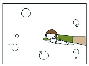 猫と一緒-20091230_17