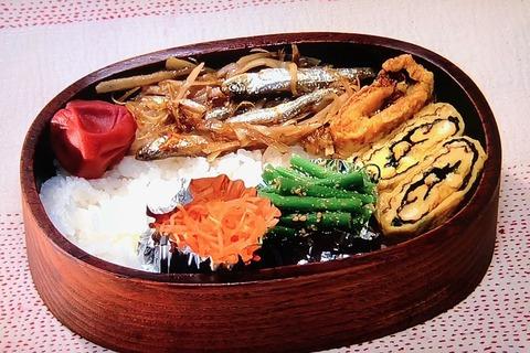 きょうの料理・土井善晴【卵焼きのお弁当】レシピ