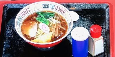 萬福・中華そば(700円)