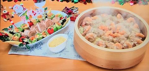 【海老とレンコンの焼売】【くるくるチャーシュー】レシピ