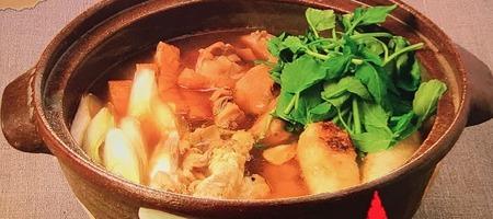【きりたんぽ鍋】レシピ