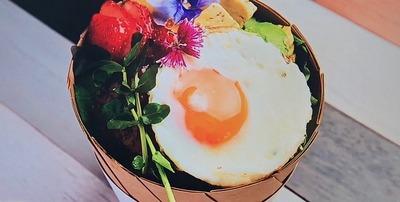 ロコモコ丼 1000円 ※1日10食限定
