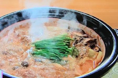 【肉団子の担々鍋】レシピ