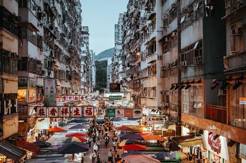 男子ごはんin香港!