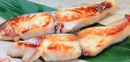 【松本流 サワラの時短西京漬け焼き】レシピ