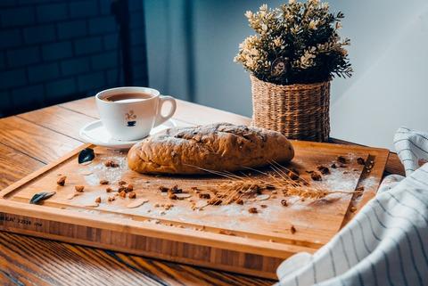 和牛のフランスパン作りに挑戦