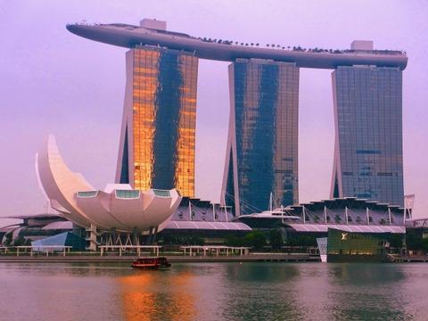 シンガポール女子旅