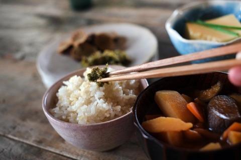 ヒルナンデス!玄米の正しい研ぎ方と炊き方!ライスサラダ・焼鮭ときゅうりの混ぜご飯