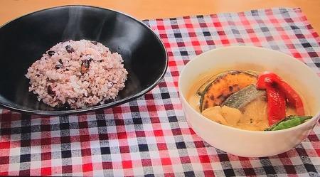 【ブリとキノコのスープカレー】レシピ