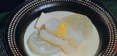 【大根と豆腐のクリームおでん】レシピ
