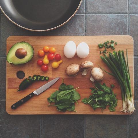 冷食品5分レシピ