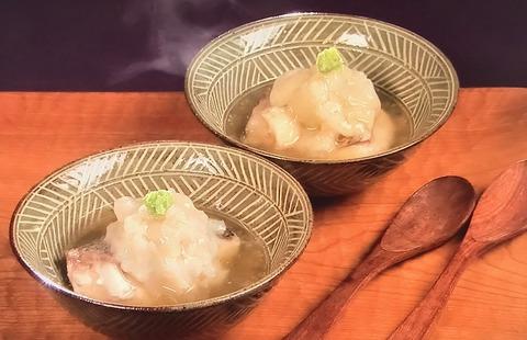 3分クッキング【かぶら蒸し】レシピ