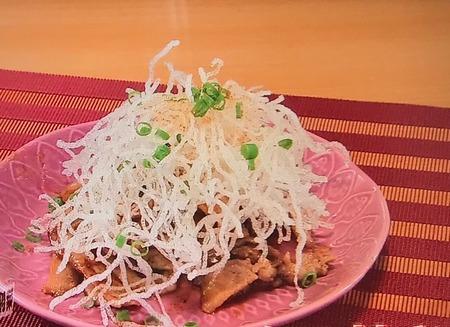 【豚肉のオイスター焼き】レシピ