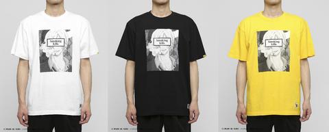 渋谷サンジTシャツ