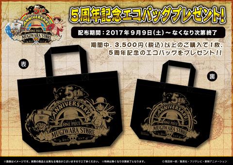麦わらストア_5周年記念フェアPOP_円