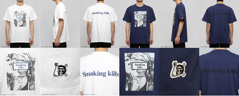 スモーカーTシャツ
