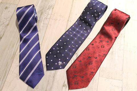 ネクタイ3種