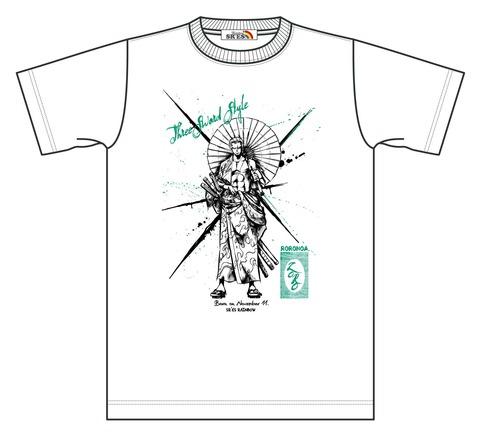 ゾロ白Tシャツ