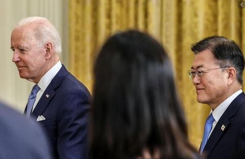 【朗報】G7で韓国との首脳会談は実施されない見通し