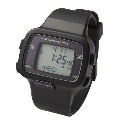テレビ前の時計として無印良品のデジタル電波クロック・大 掛・置時計を入手しました! 掛け時計は別に壁に掛けてはいるのですが,時間の精度はやはり電波時計に限り  ...