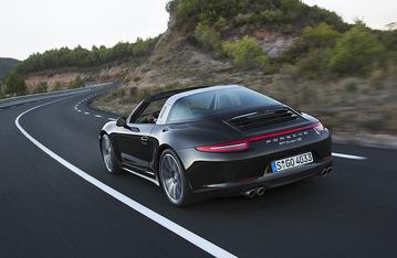 Porsche 911 Targa_2014_2