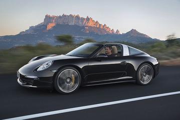 Porsche 911 Targa_2014_1